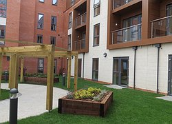 Llys Raddington Extra Care Scheme, Flint, Flintshire